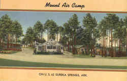Mount Air Camp, U. S. 62
