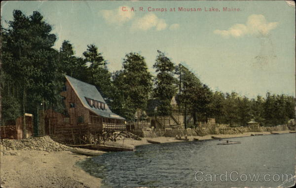 C.A.R. Camps Mousam Lake Maine