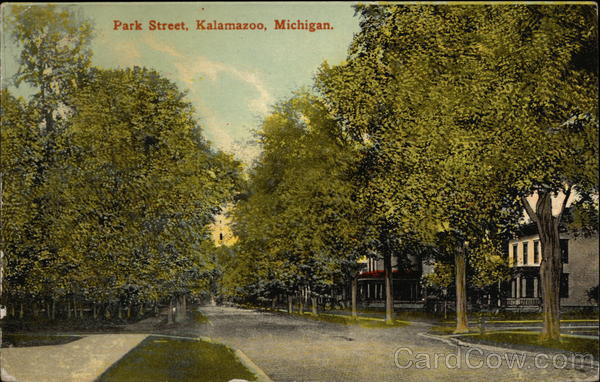 Park Street Kalamazoo Michigan