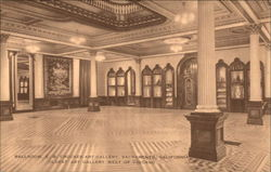 Ballroom, E.B. Crocker Art Gallery