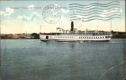 "Steamer ""General Frisbie"""