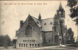 Mary Lyon Hall, Mt. Holyoke College