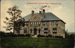 Chemical Hall, Colby College
