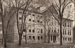 Hall, State Normal School