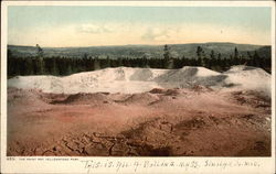 The Paint Pot, Yellowstone Park