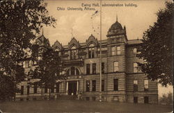 Ohio University - Ewing Hall, Administration Building
