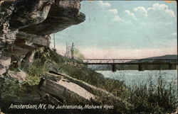 The Juchtenunda, Mohawk River