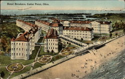 Hotel Breakers Postcard