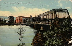 North Mankato Bridge