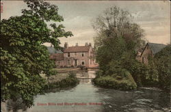 Grove Mills and RIver Wandle