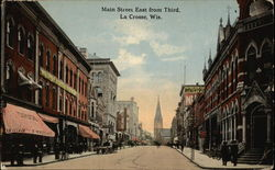 Main Street East from Third