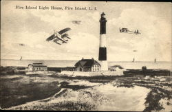 Fire Island Light House