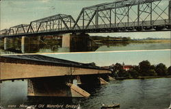 New and Old Waterford Bridge