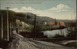 Paper Mill and Power House