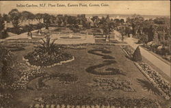 Italian Gardens, MF Plant Estate, Eastern Point