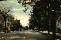 Nassau Street, looking East