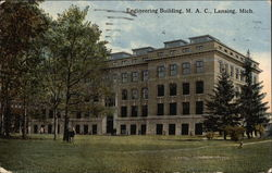 Engineering Building, M.A.C