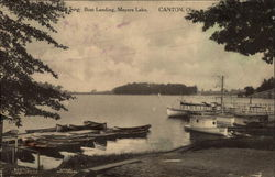 Boat Landing, Meyers Lake