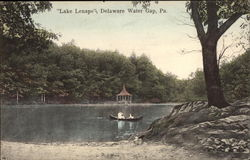 View of Lake Lenape