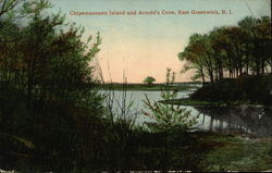 Chipewanoxett Island and Arnold's Cove