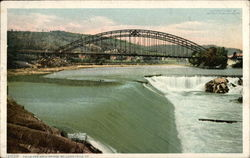 Falls and Arch Bridge