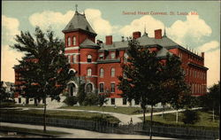 Sacred Heart Convent Postcard