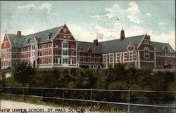 St. Paul School - New Upper School