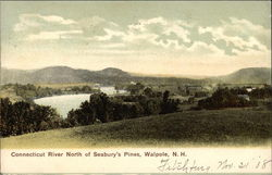 Connecticut River North of Seabury's Pines