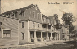 The Moran House