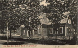 Old Pine Grove School, Fourth Street