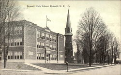 The Deposit High School