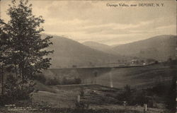 Oquaga Valley