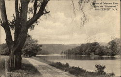 View of Delaware River From the Homestead
