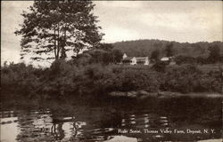 River Scene, Thomas Valley Farm