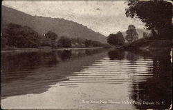 River Scene near Thomas Valley Farm