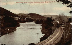 Delaware River & Erie Railroad