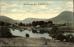 View of the Delaware River