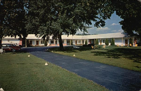 Bon Air Motel Williamstown Ohio