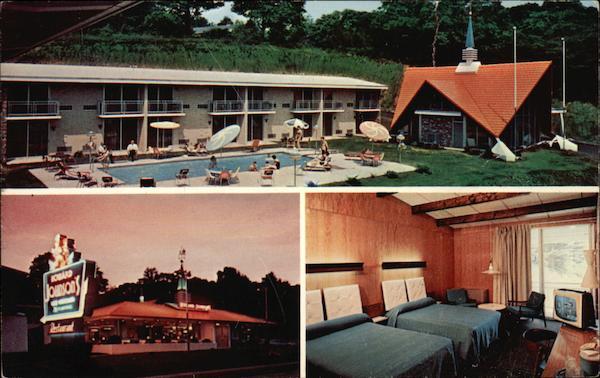 Howard Johnson 39 S Motor Lodge Holyoke Ma