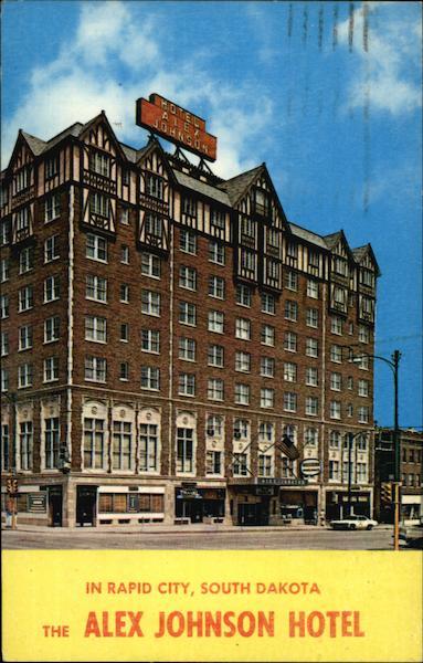 Alex Johnson Hotel Rapid City Sd