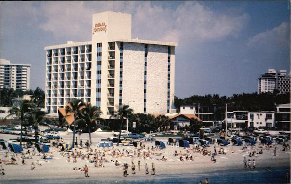 Howard Johnson's Oceans Edge Resort Fort Lauderdale Florida