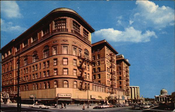The Monticello Hotel Norfolk Virginia