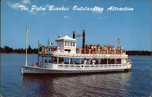 The Palm Beaches' Number One Sightseeing Cruise Boat West Palm Beach Florida