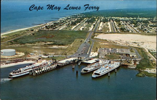 Cape May Lewes Ferry New Jersey