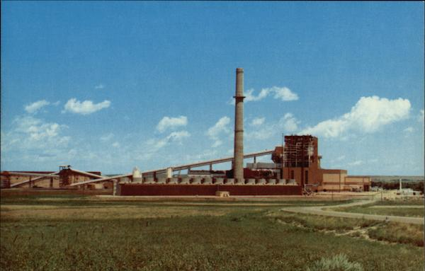 500 Megawatt Coal-Fired Power Plant Fort Morgan Colorado