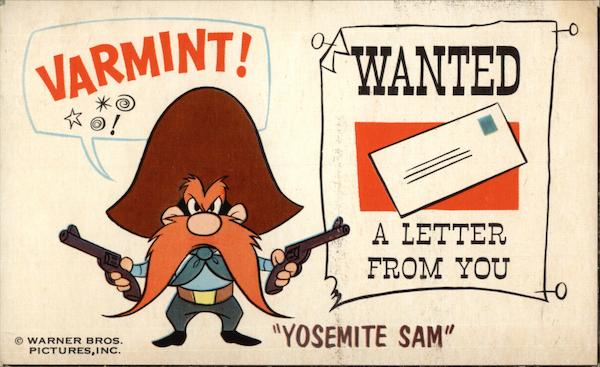 Wanted - A Letter from You Comic, Funny