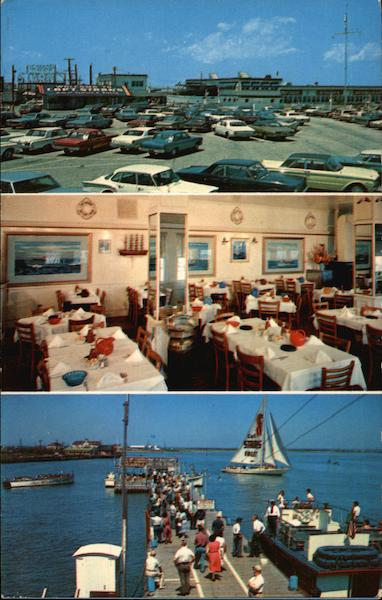 Capt. Starn's Restaurant And Boating Center At Inlet