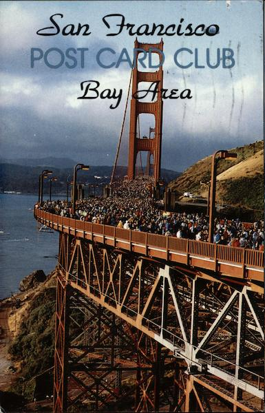 San Francisco Bay Area Post Card Club California George Epperson