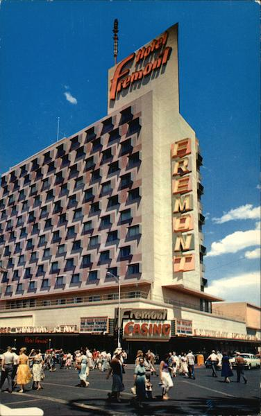 The Fremont Hotel Las Vegas Nevada