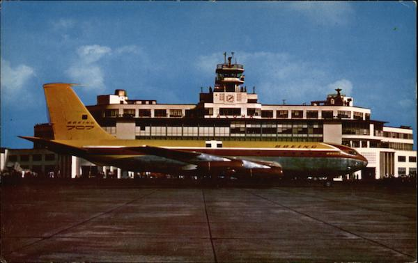 Boeing 707 Jet Transport Prototype Aircraft